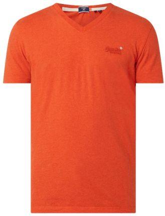 T shirt z wyhaftowanym logo - Ceny i opinie T-shirty i koszulki męskie LOEG