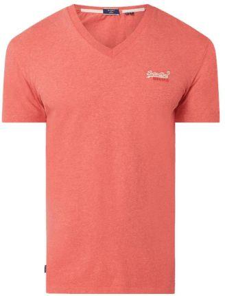 T shirt z wyhaftowanym logo - Ceny i opinie T-shirty i koszulki męskie PFDT