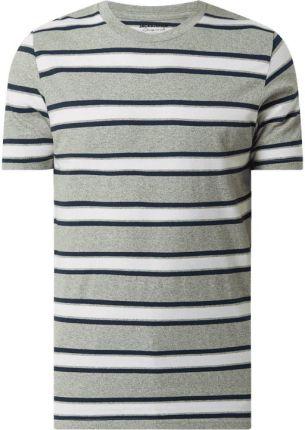 T shirt ze wzorem w paski model 'Harveys' - Ceny i opinie T-shirty i koszulki męskie SERL