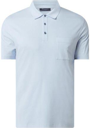 Koszulka polo z bawełny - Ceny i opinie T-shirty i koszulki męskie YPLZ