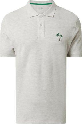 Koszulka polo z nadrukiem - Ceny i opinie T-shirty i koszulki męskie QVKK