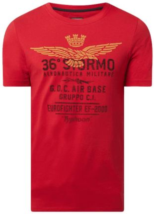 T shirt z nadrukiem z logo - Ceny i opinie T-shirty i koszulki męskie EAUE