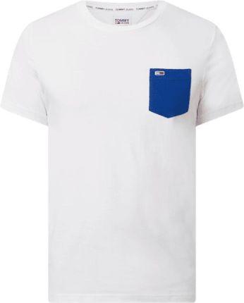 T shirt z bawełny bio - Ceny i opinie T-shirty i koszulki męskie QVGN
