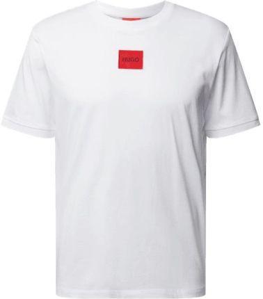 T shirt z bawełny model 'Diragolino212' - Ceny i opinie T-shirty i koszulki męskie ATXI