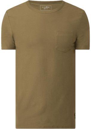 T shirt z bawełny - Ceny i opinie T-shirty i koszulki męskie LQNI