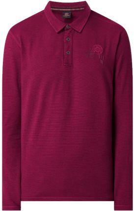 Koszulka polo z długim rękawem - Ceny i opinie T-shirty i koszulki męskie HNOV
