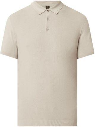 Koszulka polo z bawełny - Ceny i opinie T-shirty i koszulki męskie XXBD