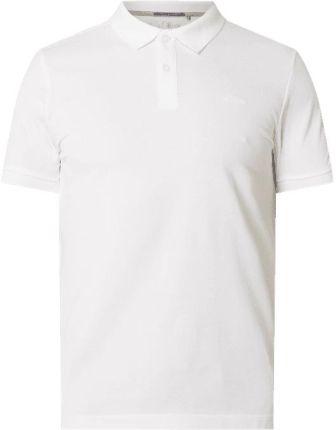 Koszulka polo o kroju regular fit z bawełny - Ceny i opinie T-shirty i koszulki męskie DMNH