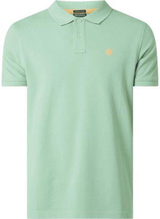 Koszulka polo z bawełny organicznej - Ceny i opinie T-shirty i koszulki męskie ZORF