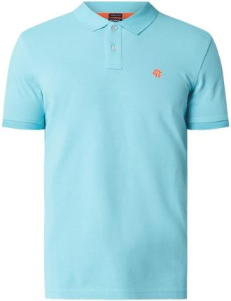 Koszulka polo z bawełny organicznej - Ceny i opinie T-shirty i koszulki męskie ZMTN
