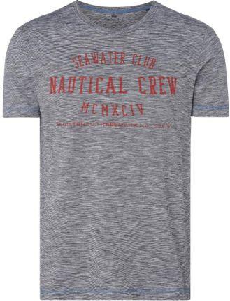 T shirt z nadrukami model 'Tizian' - Ceny i opinie T-shirty i koszulki męskie ENIR