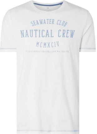 T shirt z nadrukami model 'Tizian' - Ceny i opinie T-shirty i koszulki męskie BUXC