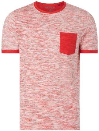 T shirt o kroju regular fit z efektem melanżu model 'Jack' - Ceny i opinie T-shirty i koszulki męskie VWNF