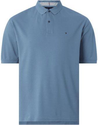 Koszulka polo PLUS SIZE o kroju regular fit z piki model 'The 1985 Polo Shirt' - Ceny i opinie T-shirty i koszulki męskie KHSG