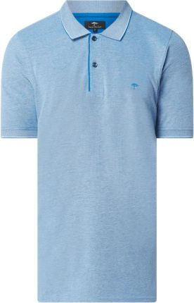 Koszulka polo o kroju casual fit z bawełny - Ceny i opinie T-shirty i koszulki męskie JSGA