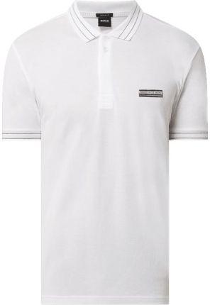 Koszulka polo z dodatkiem lyocellu model 'Paddy' - Ceny i opinie T-shirty i koszulki męskie VGFT