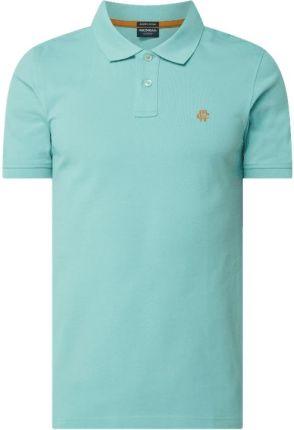 Koszulka polo z bawełny ekologicznej - Ceny i opinie T-shirty i koszulki męskie IKFP