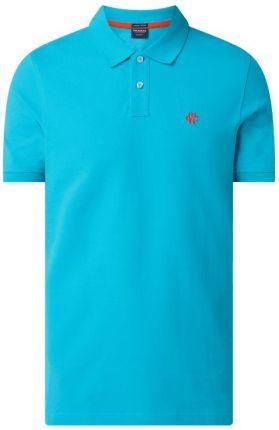 Koszulka polo z bawełny ekologicznej - Ceny i opinie T-shirty i koszulki męskie KONW