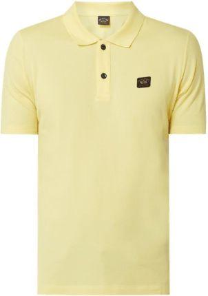 Koszulka polo z bawełny ekologicznej - Ceny i opinie T-shirty i koszulki męskie RYQL
