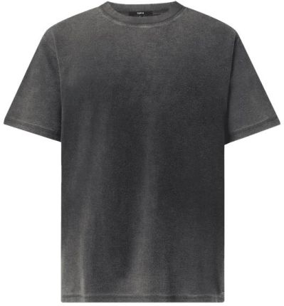 T shirt z froty model 'Alawis' - Ceny i opinie T-shirty i koszulki męskie QOXA
