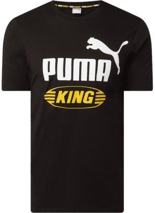 T shirt z nadrukiem z logo - Ceny i opinie T-shirty i koszulki męskie TEUM