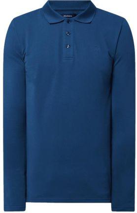 Koszulka polo z długimi rękawami model 'Mapoleo' - Ceny i opinie T-shirty i koszulki męskie UNAY