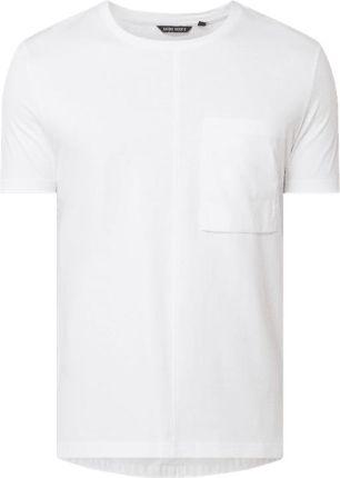T shirt o kroju regular fit z kieszenią na piersi - Ceny i opinie T-shirty i koszulki męskie VNHE