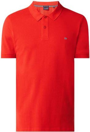 Koszulka polo z bawełny Supima - Ceny i opinie T-shirty i koszulki męskie TXWP