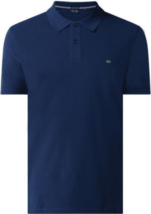 Koszulka polo z bawełny Supima - Ceny i opinie T-shirty i koszulki męskie HJCF