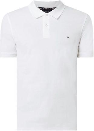 Koszulka polo z bawełny Supima - Ceny i opinie T-shirty i koszulki męskie UBCO