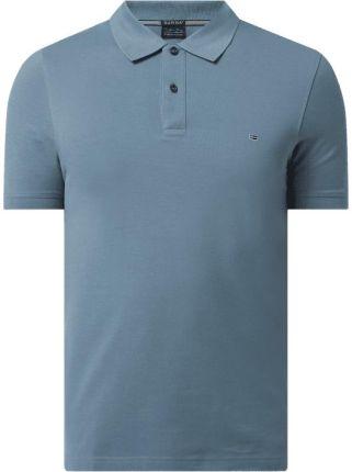 Koszulka polo z bawełny Supima - Ceny i opinie T-shirty i koszulki męskie IGFK
