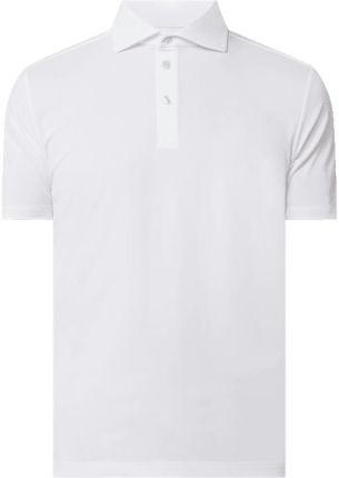 Koszulka polo o kroju slim fit z dodatkiem streczu model 'Phoenix' - Ceny i opinie T-shirty i koszulki męskie ZTIU