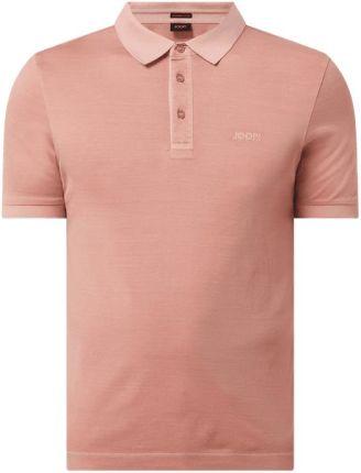 Koszulka polo o kroju modern fit z dżerseju model 'Pasha' - Ceny i opinie T-shirty i koszulki męskie HGZY