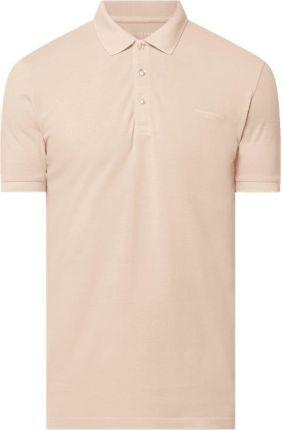 Koszulka polo z piki model 'Pino' - Ceny i opinie T-shirty i koszulki męskie XKQT