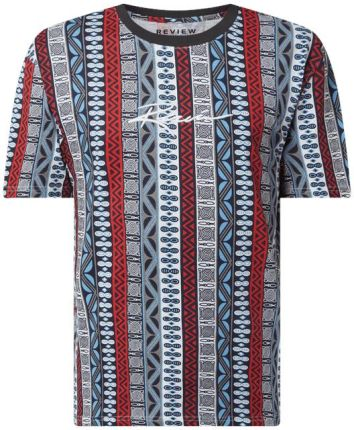 T shirt z wzorem etno - Ceny i opinie T-shirty i koszulki męskie PNYP