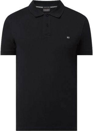 Koszulka polo z bawełny Supima - Ceny i opinie T-shirty i koszulki męskie HQOG