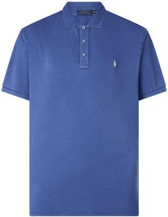 Koszulka polo PLUS SIZE z bawełny - Ceny i opinie T-shirty i koszulki męskie BPRN