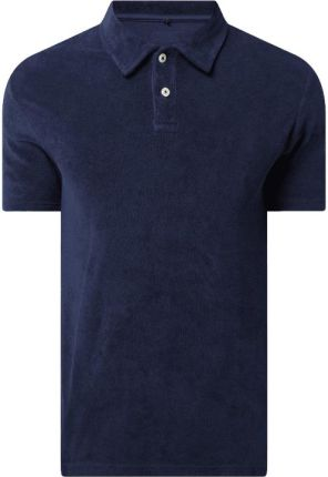 Koszulka polo z froty model 'Cinils' - Ceny i opinie T-shirty i koszulki męskie FOWU