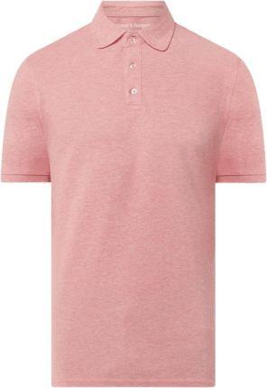Koszulka polo z bawełny ekologicznej model 'Lanai' - Ceny i opinie T-shirty i koszulki męskie NIAL