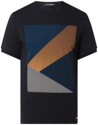T shirt o kroju Regular Fit z nadrukiem - Ceny i opinie T-shirty i koszulki męskie DTHG