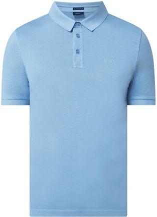 Koszulka polo o kroju modern fit z dżerseju model 'Pasha' - Ceny i opinie T-shirty i koszulki męskie WPTS