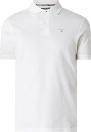 Koszulka polo z czystej bawełny - Ceny i opinie T-shirty i koszulki męskie ECCK