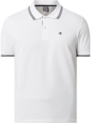 Koszulka polo o kroju comfort fit z bawełny - Ceny i opinie T-shirty i koszulki męskie MIJW