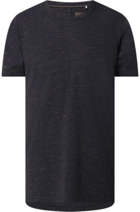 T shirt z mieszanki bawełny bio - Ceny i opinie T-shirty i koszulki męskie ECKS