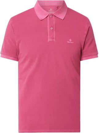 Koszulka polo z bawełny - Ceny i opinie T-shirty i koszulki męskie YFLA