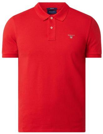 Koszulka polo o kroju regular fit z bawełny - Ceny i opinie T-shirty i koszulki męskie HBKB