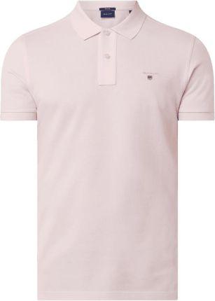 Koszulka polo o kroju regular fit z bawełny - Ceny i opinie T-shirty i koszulki męskie WXLS