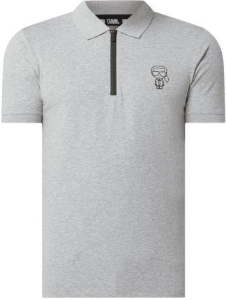 Koszulka polo z logo - Ceny i opinie T-shirty i koszulki męskie RAGO