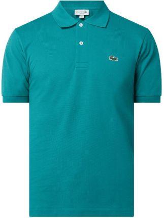 Koszulka polo o kroju classic fit z bawełny - Ceny i opinie T-shirty i koszulki męskie QDUN