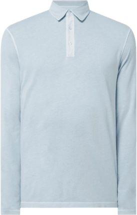 Koszulka polo z długim rękawem - Ceny i opinie T-shirty i koszulki męskie WAEL